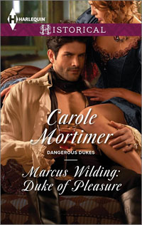 carole mortimer's marcus wilding duke of pleasure