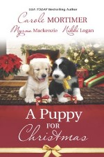 carole mortimer's a puppy for christmas