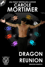 carole mortimer's dragon reunion