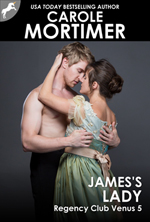 carole mortimer's James's Lady