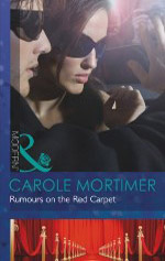 carole mortimer's rumors on the red carpet