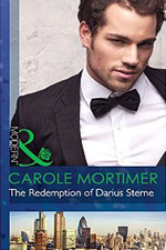 carole mortimer's the redemption of darius sterne uk