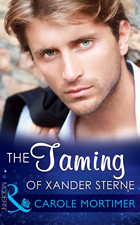 carole mortimer's THE TAMING OF XANDER STERNE