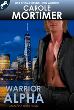 carole mortimer's warrior alpha