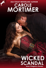 carole mortimer's Wicked Scandal