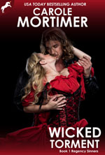 carole mortimer's Wicked Torment